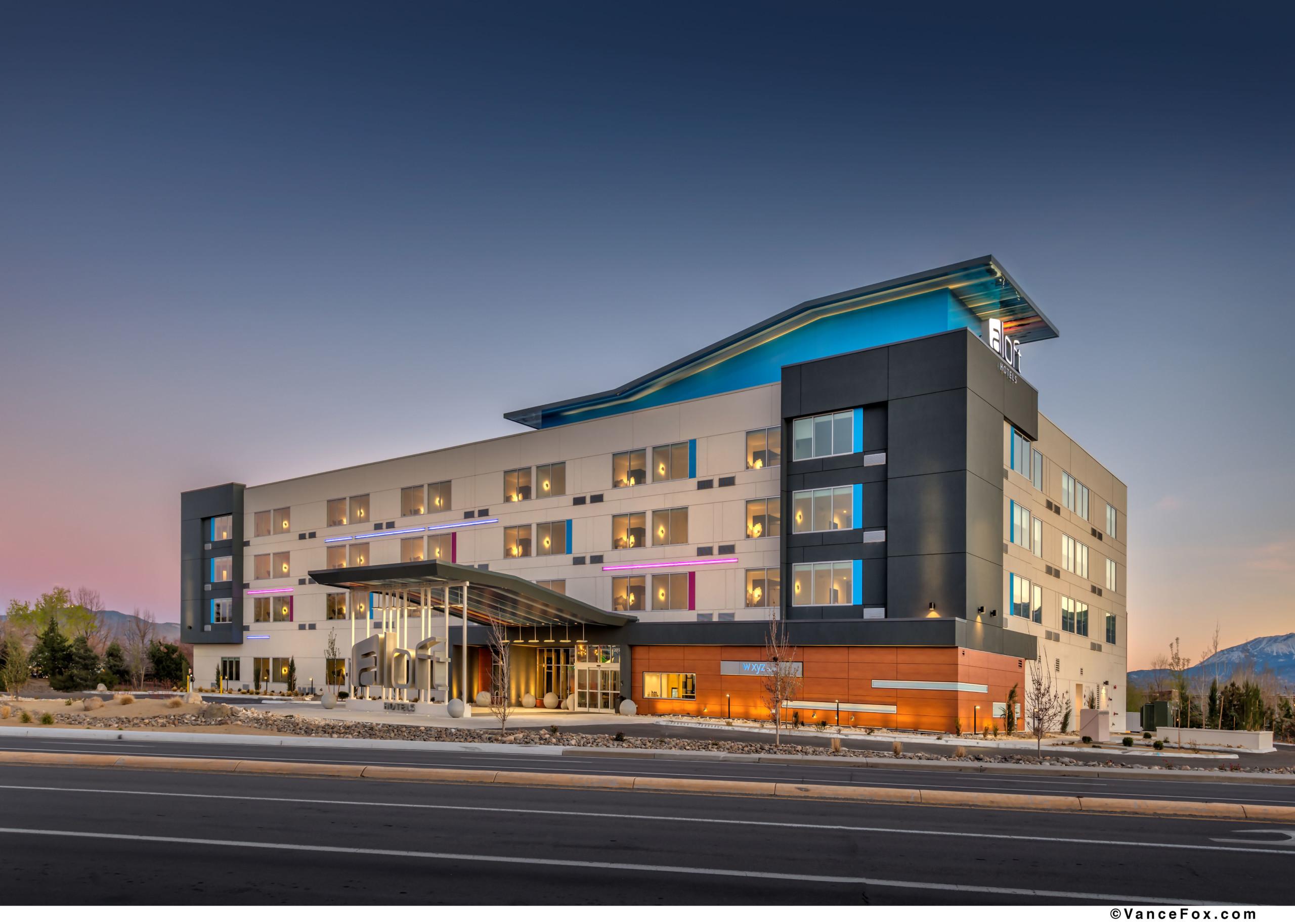 Aloft Reno Hotel